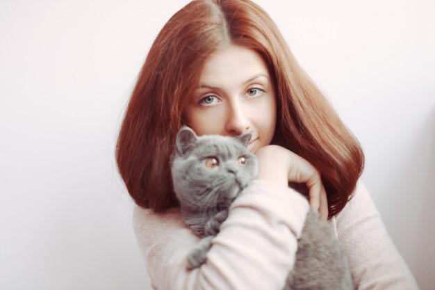 Alergia a gato